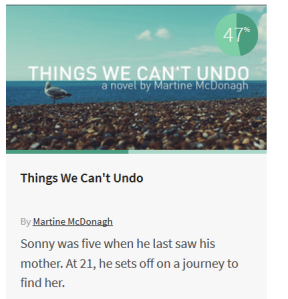 Things we can't undo