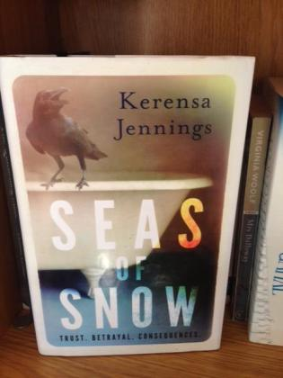 Seas Of Snow cover