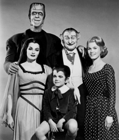 Thorne Moore - The Munsters