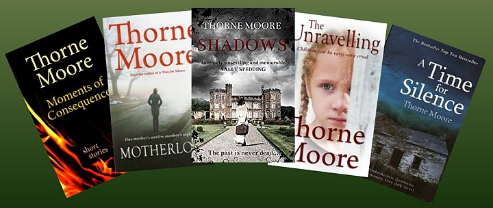 ThorneMoore 5 books