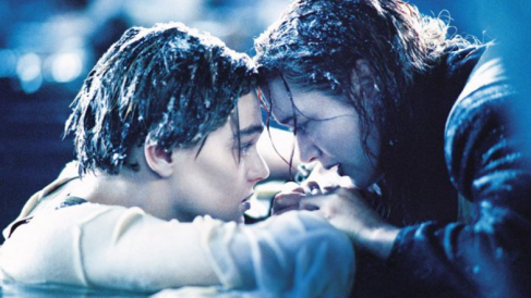 Titanic film couple