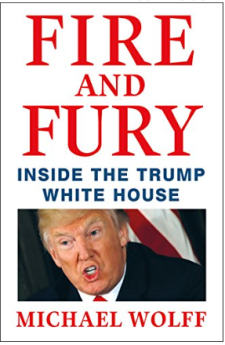 Fire And Fury - Inside the White House