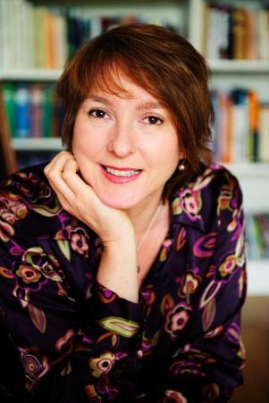 Maggie Ritchie - author pic