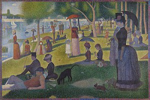Maggie Ritchie - Georges_Seurat A_Sunday_on_La_Grande_Jatte