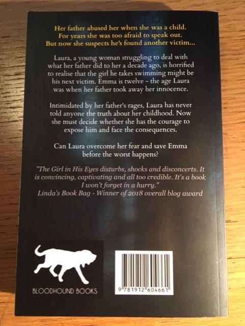 Back cover paperback